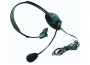 Optional headset